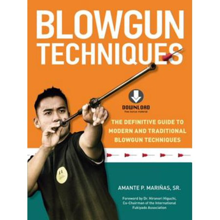 Blowgun Techniques - eBook thumbnail