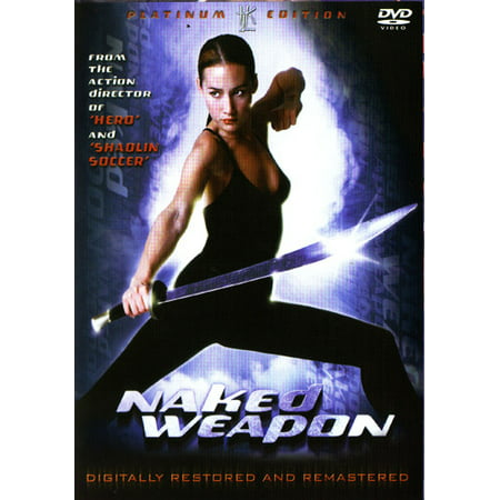 Halloween Times Square Hong Kong (Naked Weapon DVD uncut Hong Kong Kung Fu Martial Arts action)