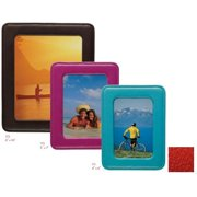 Raika RO 173 RED 8in. x 10in. Photo Frame - Red