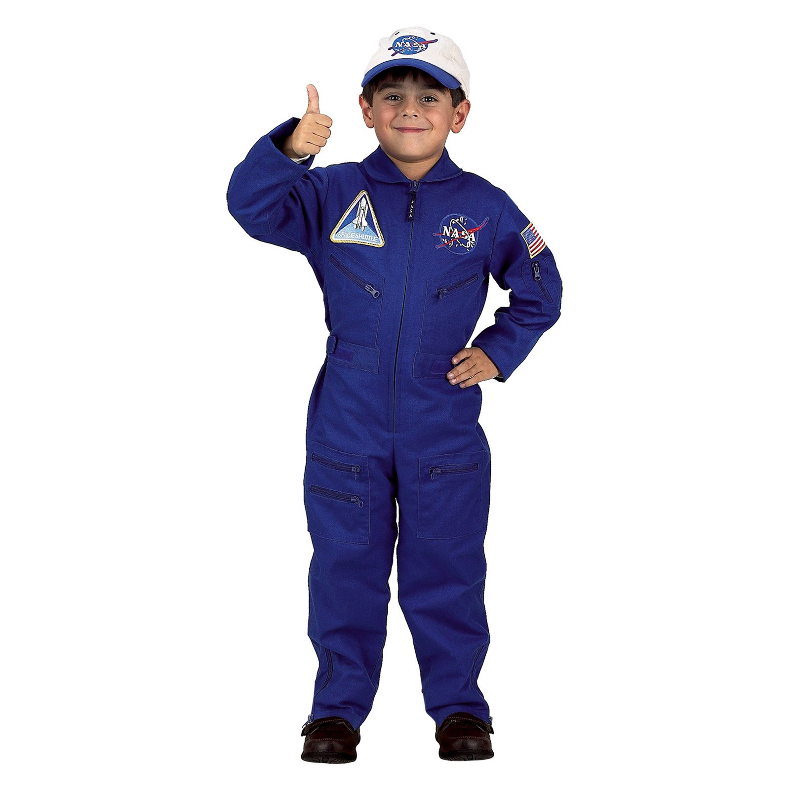 Image of Aeromax Flight Suit with Embroidered Cap