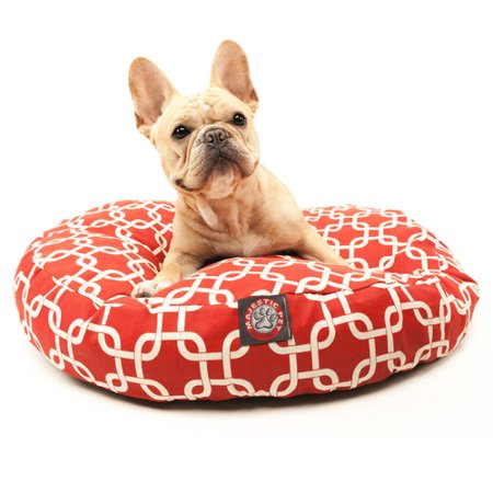 Majestic Pet Products Links Round Pet - Round Pet Pillow