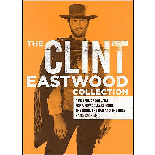 Clint Eastwood Collection: A Fistful Of Dollars / For A Few Dollars More / The Good, The Bad, And The Ugly / Hang 'Em High