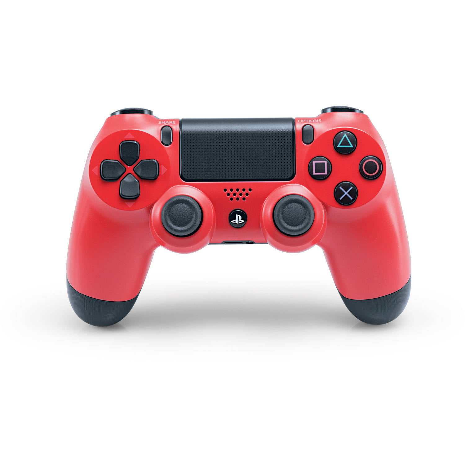 playstation accessories ps accessories controllers headsets sony dualshock 4 wireless controller magma red ps4