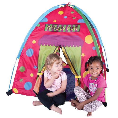 Circus of Fun Dome Tent, Red