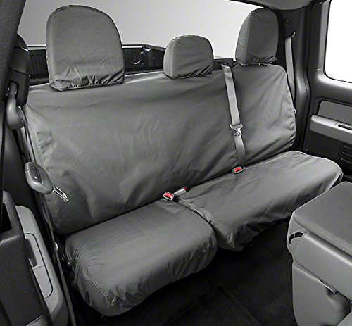 SS8441WFGY Covercraft Seat Cover Seat Style AK - 60/40 Split Bench