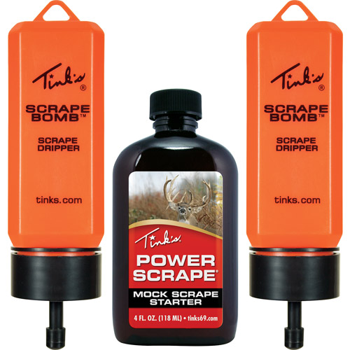 Tink's Power Scrape Value Pack with 2 Scrape Bomb Scrape Drippers