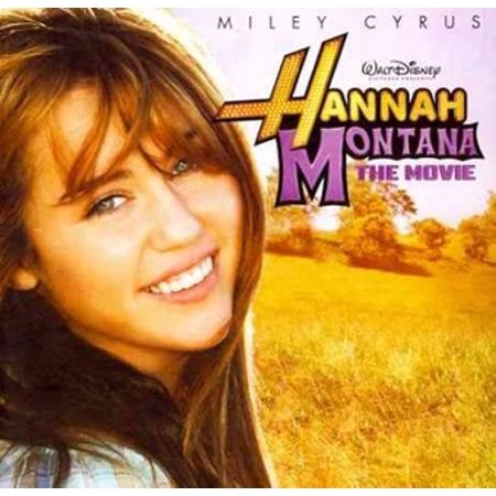 HANNAH MONTANA MOVIE (OST) (CD)