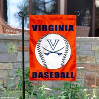 "Virginia Cavaliers Baseball 13"" x 18"" College Garden Flag"