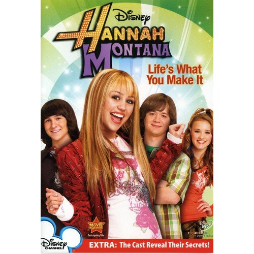 lifes what you make it Hannah montana - life's what you make it (letras y canción para escuchar) - put  your hands together, everybody / yeah / / don't let no small frustration / ever.