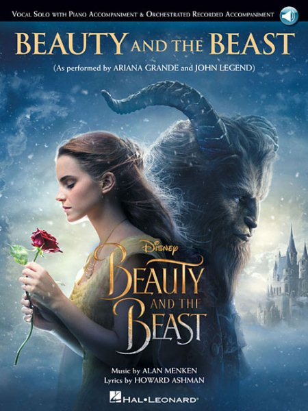 Beauty and the Beast : Vocal Solo with Online Audio by Hal Leonard Publishing Corporation