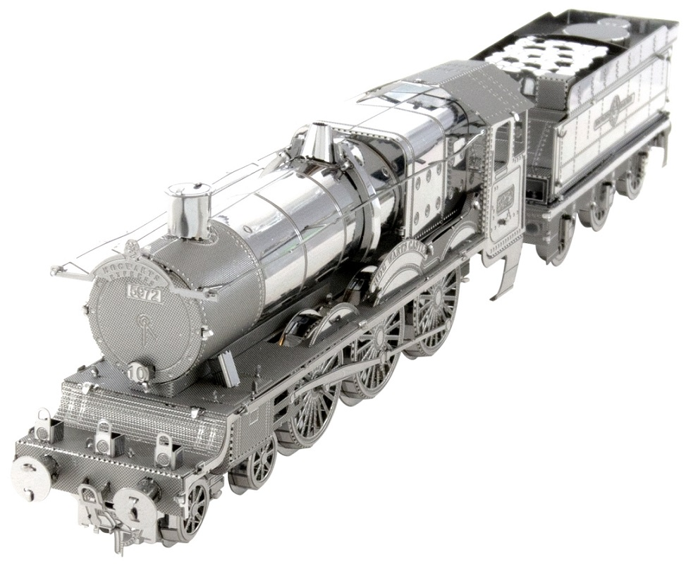 Fascinations Metal Earth 3D Metal Model Kit Harry Potter Hogwarts Express Train by Fascinations