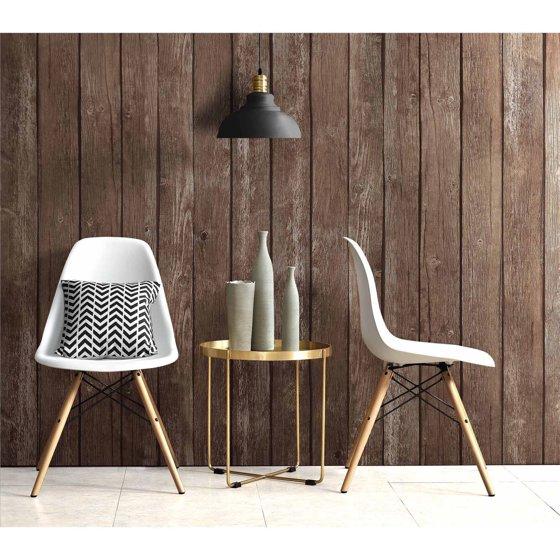 precious modern chair. DHP Mid Century Modern Molded Chair with Wood Leg  Set of 2