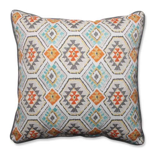 Pillow Perfect Outdoor/ Indoor Eresha Oasis 25-inch Floor Pillow