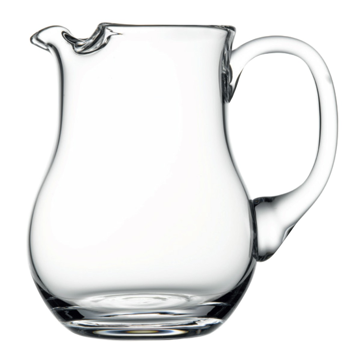 Made To Order 7.5H X 5.25T 33.25 oz Decanter Rounded/Case of 6