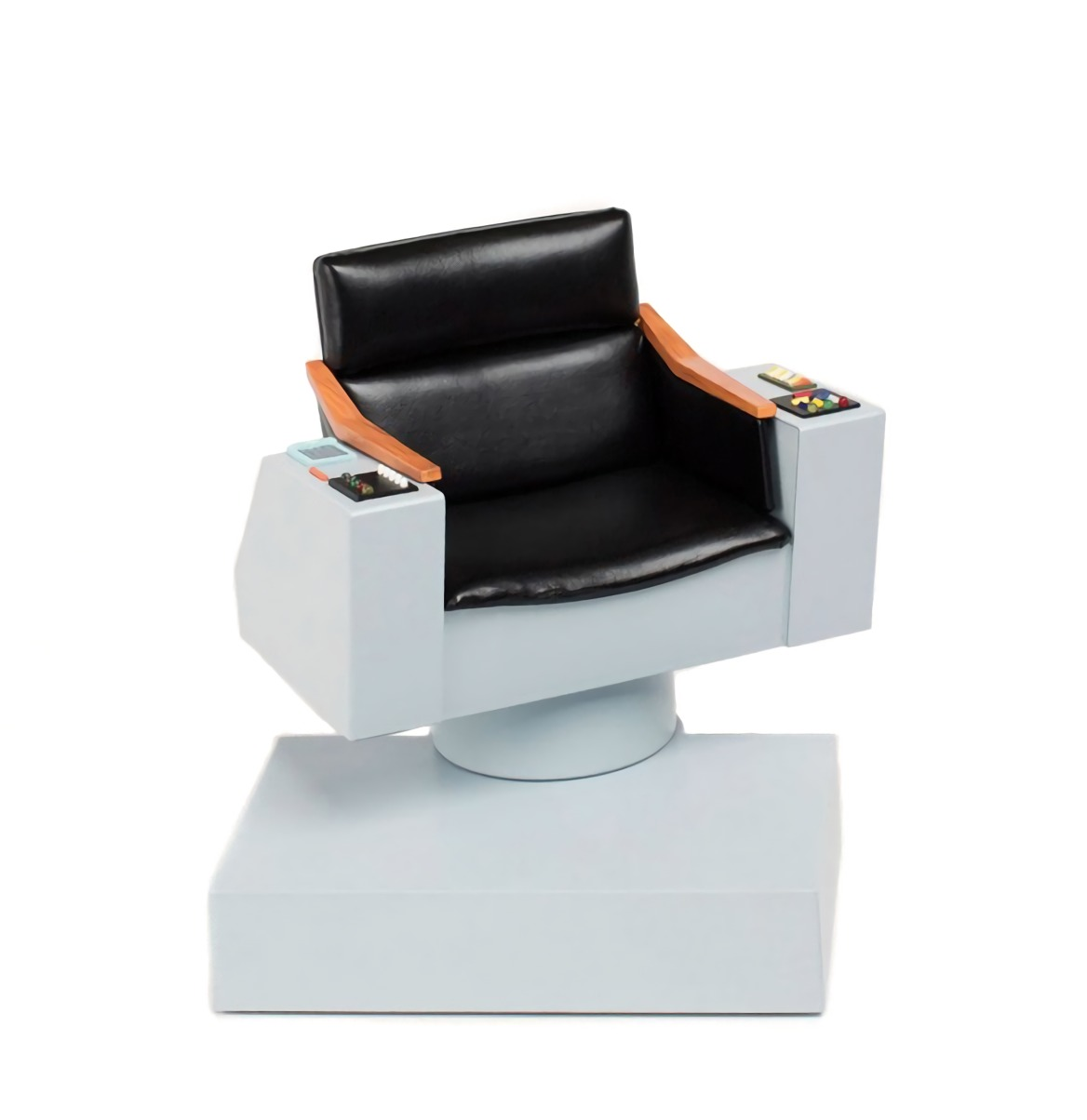 Star Trek: The Original Series Captain's Chair 1 6 Scale FX Replica by