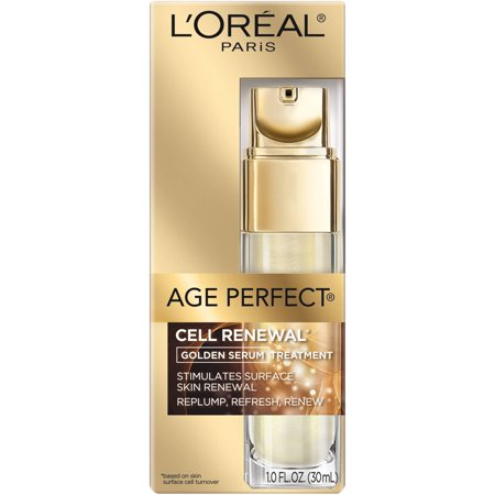 Omorovicza Radiance Renewal Serum - L'Oreal Paris Age Perfect Cell Renewal* Golden Serum Treatment