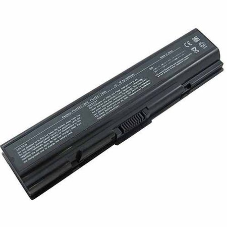 Replacement PA3534U-1BRS Laptop Battery for Toshiba Laptops ...