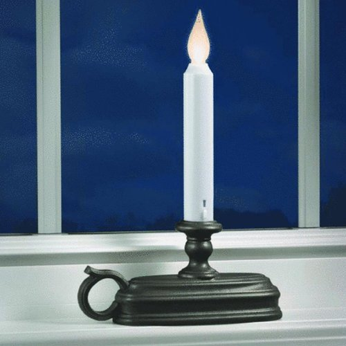 Agd Brz Led Bat Candle, PartNo FPC1525A, by XODUS, Single Unit