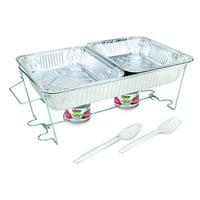 Sterno 70182 Full Size Buffet Kit