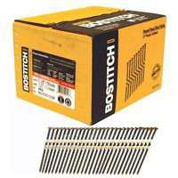 "Bostitch RH-S10D131HDG 3"" Smooth Shank Plastic Collated Stick Framing Nails by STANLEY BOSTITCH"