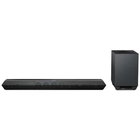 Sony HTST7 42″ 7.1-Channel Soundbar with Wireless Subwoofer