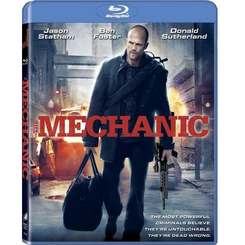 The Mechanic (2011) (Blu-ray) (With INSTAWATCH)