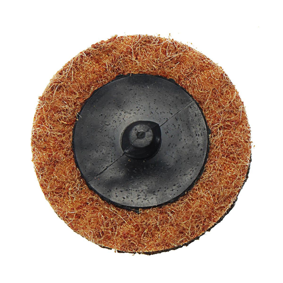30Pcs 2/'/' Sanding Roloc Disc Surface Conditioning Fine Medium Coarse Prep Pad A