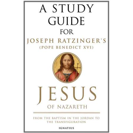 Jesus Of Nazareth  From The Baptism In The Jordan To The Transfiguration
