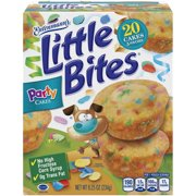 Entenmanns Little Bites Party Cake Mini Muffins 5 Pouches Image 4