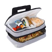 Picnic Plus Entertainer Hot & Cold Food Carrier- PSM-721HT