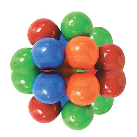Concord Confections Sour Tearjerker One Inch Gumballs, (Pack of 850)