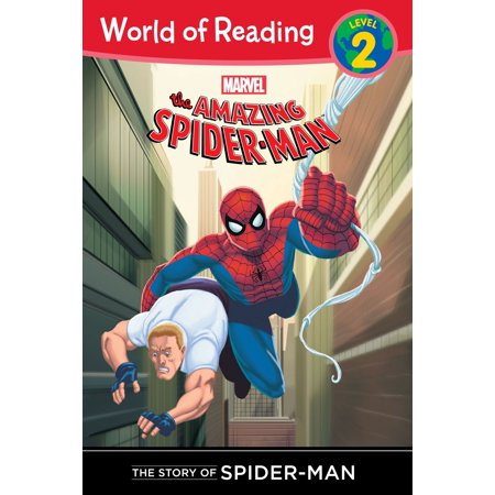 Amazing Spider-Man: Story of Spider-Man (Level 2), The -