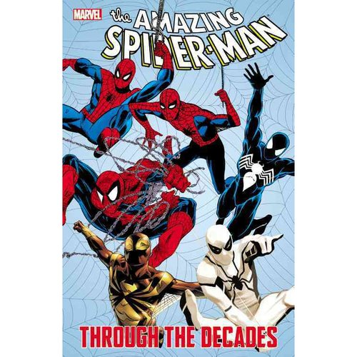 Spider-man: Through the Decades