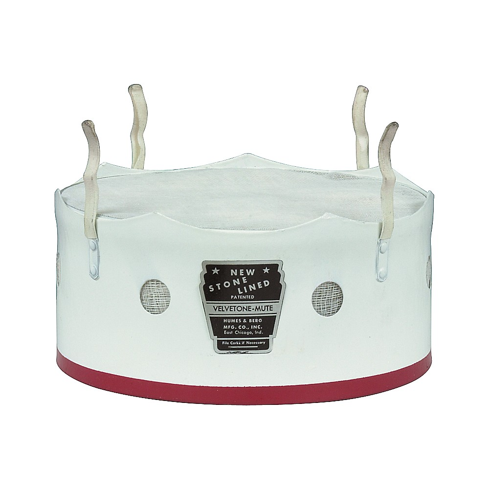Humes & Berg 172 Bass Trombone Bucket Mute 9 in. by Humes & Berg
