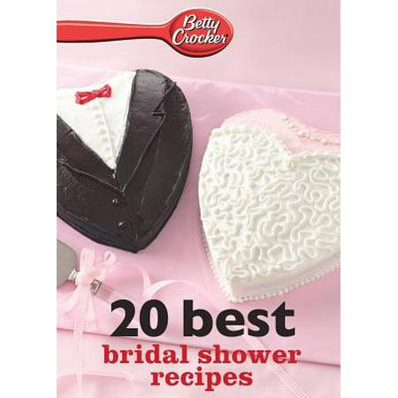 Betty Crocker Bridal Shower Recipes