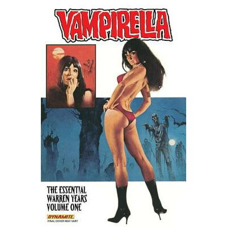 Vampirella: The Best of the Warren Years (Joshua P Warren)