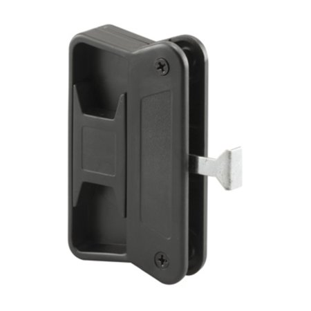 CRL Black Sliding Screen Latch and Pull With 3 Screw Holes for Superi