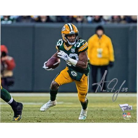 Aaron Jones Green Bay Packers Autographed 8