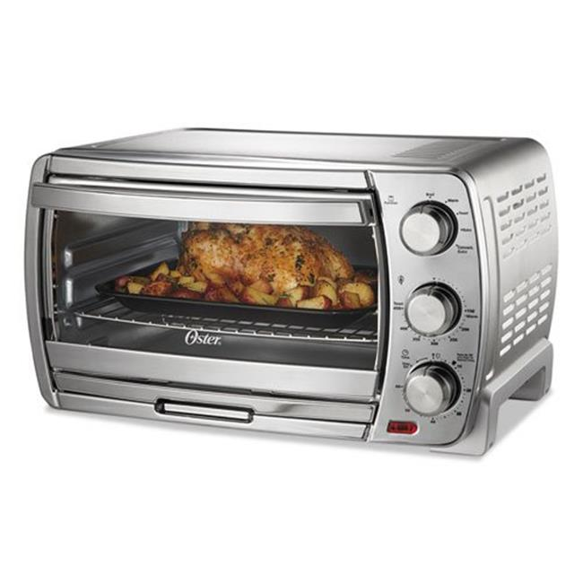 18.8 x 22.5 x 14.1 Extra Large Countertop Convection Oven Stainless Steel by Cookinator