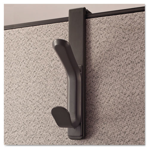 Universal Recycled Double Coat Cubicle Hook