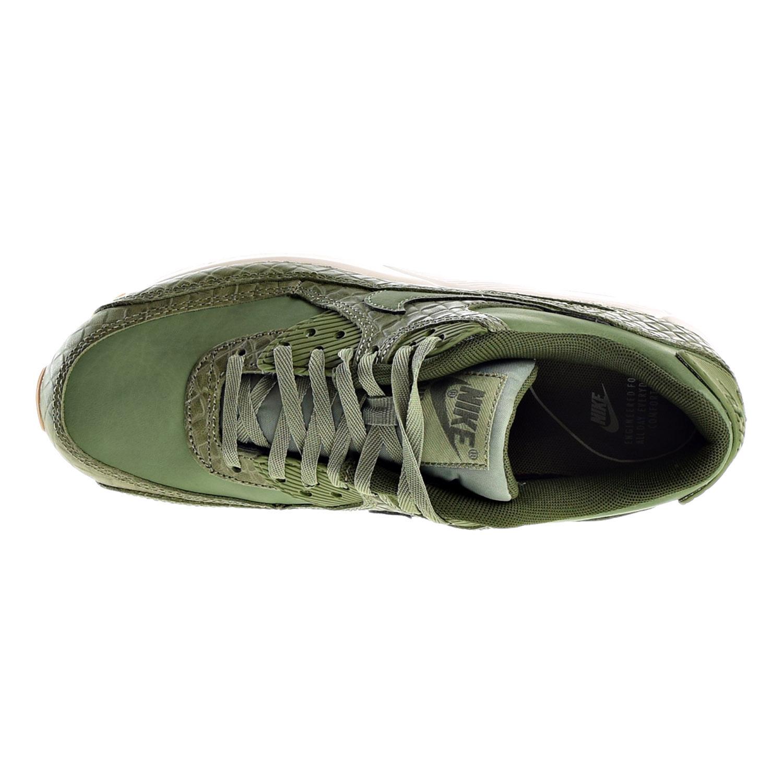 df8c53fdfc Nike Women\u0027s Air Max 90 Prem Palm Green/Palm Green/Sail Running