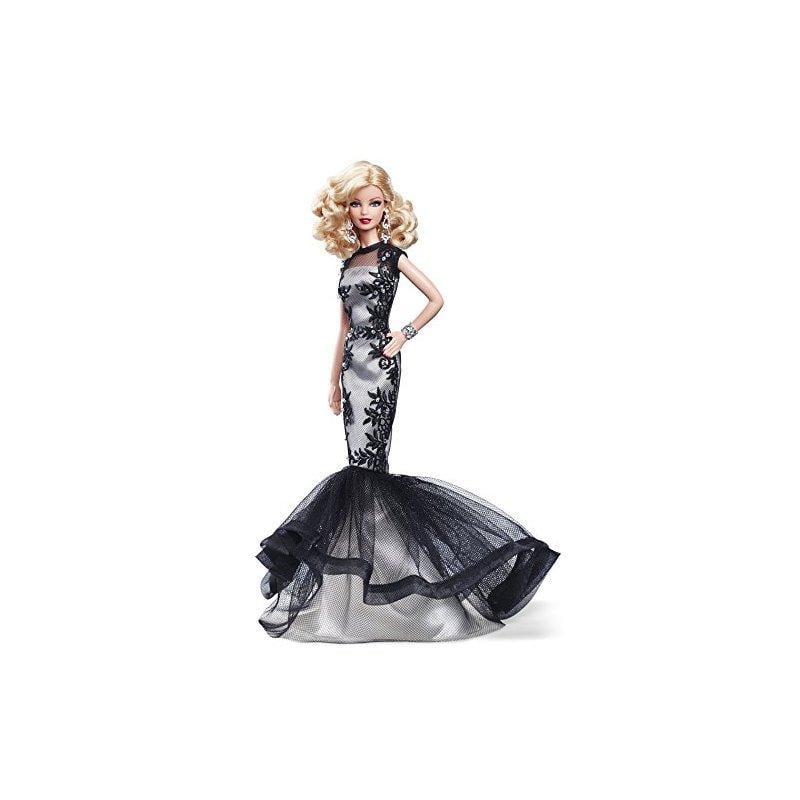 Mattel Classic Evening Gown Barbie Doll Platinum Label
