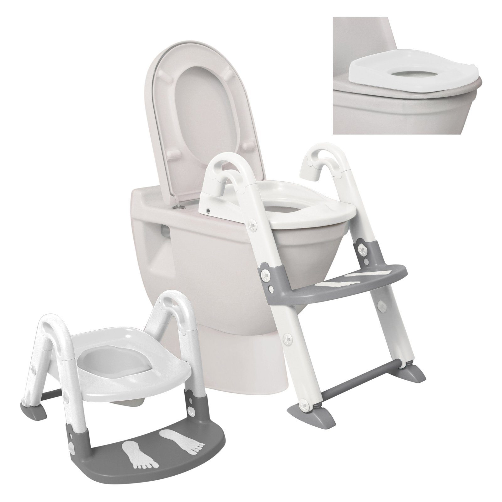 Dreambaby 3-in-1 Toilet Trainer