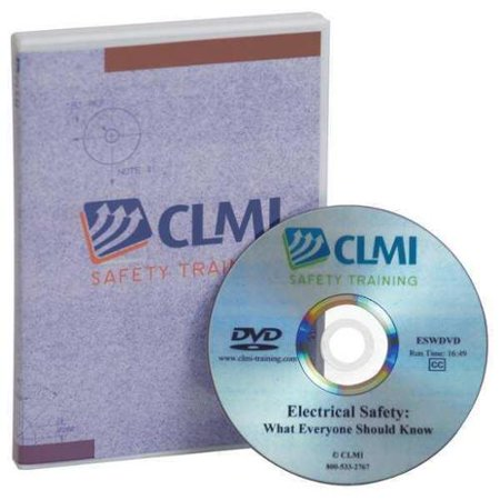 Safety Trainer - Clmi Safety Training 418Dvds Ack Injury Prevention Spanish, Dvd Only