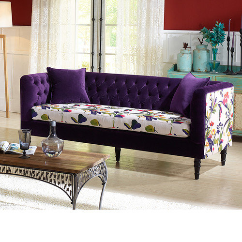 Wholesale Interiors Baxton Studio Freya Sofa