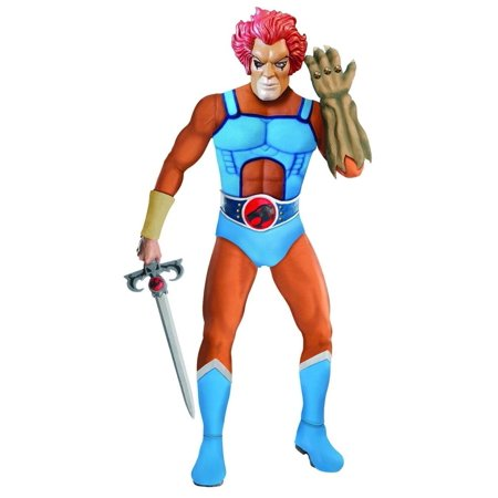 Thundercats Deluxe Lion-O Costume Adult Standard (Thundercats Cheetara Halloween Costume)