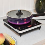 Best hot plates - Costway Electric Induction Cooker Single Burner Digital Hot Review