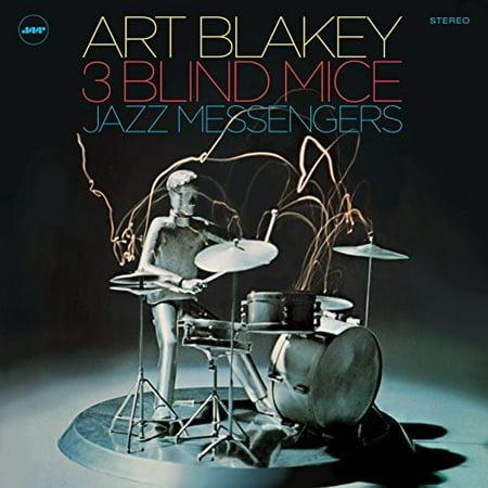 Three Blind Mice (Vinyl) (Remaster) - Halloween Wars Three Blind Mice