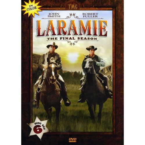 Laramie: The Final Season (In Color)