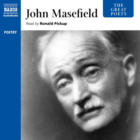 The Great Poets - John Masefield - Audiobook
